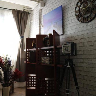 光的藝術攝影棚
